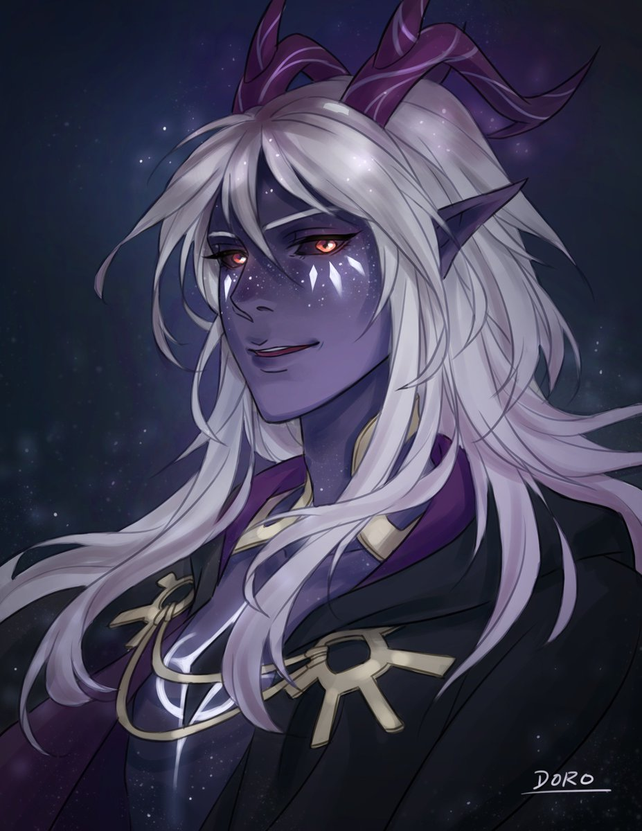 I&#39;m really living for all the Aaravos thirst tweets like, thank you all for validating my whole career lmao #TheDragonPrince #tdpart   Also, shoutout to the animators because those subtle expressions are <br>http://pic.twitter.com/n5RymgbsE0