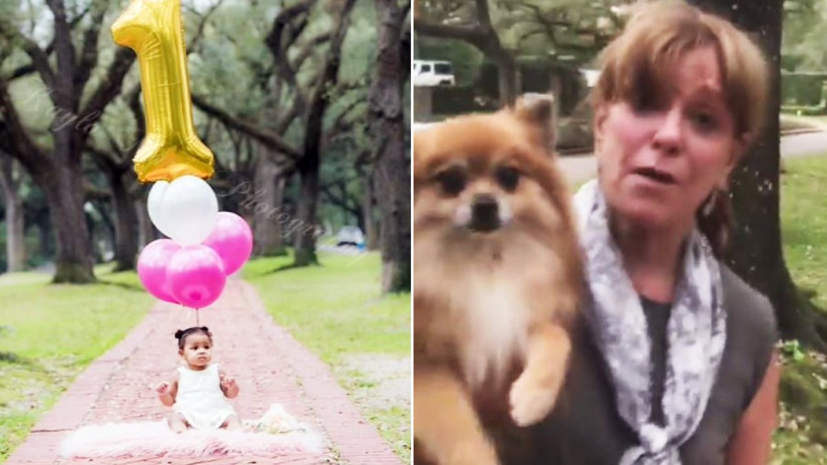 Meet socialite (a wealthy woman who does nothing) Franci Neely. Franci harassed Kelyn and Isaiah Allen for taking pictures of their toddler (Anja) on a public sidewalk. As the baby cried, Franci physically assaulted her father. This is white privilege.