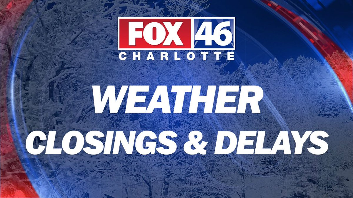 FOX 46 Charlotte's photo on Two Hour Delay