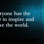 Everyone has the power to inspire and serve the world.  ➡️ https://t.co/duILOU0mmr  #Determination #success #Motivation #opportunity #networkmarketing #business #cbdoil #cbd #cbdheals #cbdbenefits #hempoil #hempoilcbd #cbddaily #hempheals #skincare #healthyliving #SuccessTRAIN