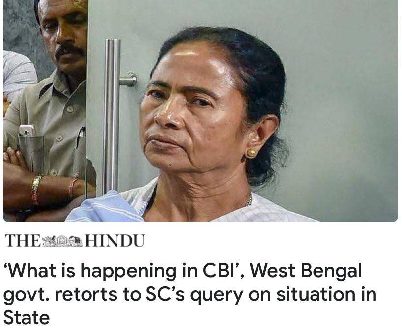 Ha ha ha! After political debates, Maomata has resorted to whataboutery even with Supreme Court. #cbivsmamata <br>http://pic.twitter.com/GxwLtRHjuS