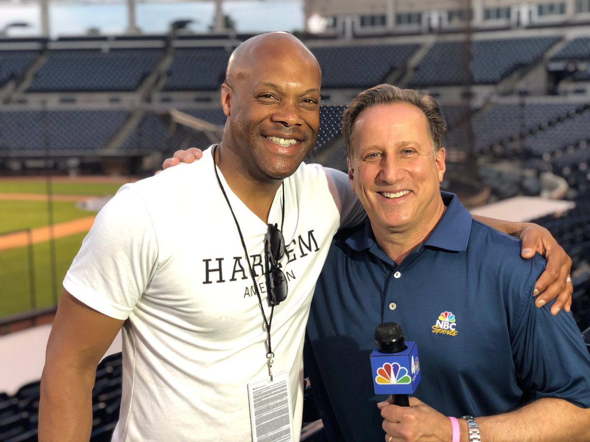 Final night of the road trip for the longest running sports team in New York TV - 22 years! Jimmy Roberts & I covered Spring Training together for the 1st time in 1998 & we are still grinding! Thanks for always having my back Jimmy. Tremendous job on this road trip! @NBCNewYork