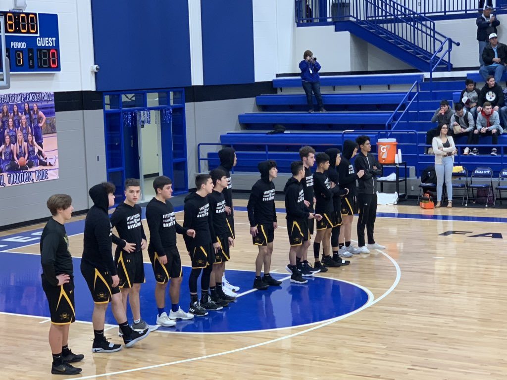Final in falls city Pirates are Bi District Champs 93-73🏀🏀 @The_Leader_News @lytleisd