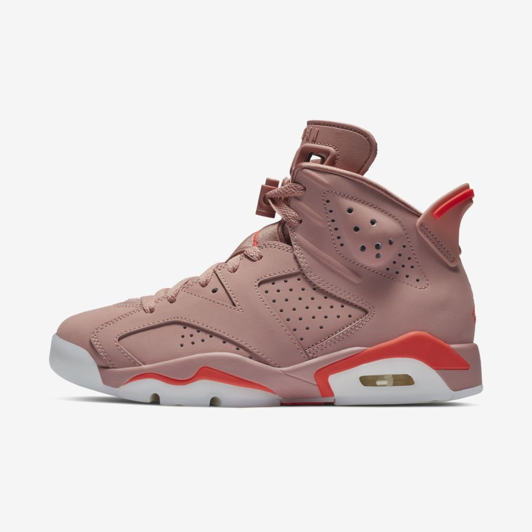 Official images of Aleali May s Friends   Family Air Jordan 6 have surfaced  👀 Are these cd2dd3f98