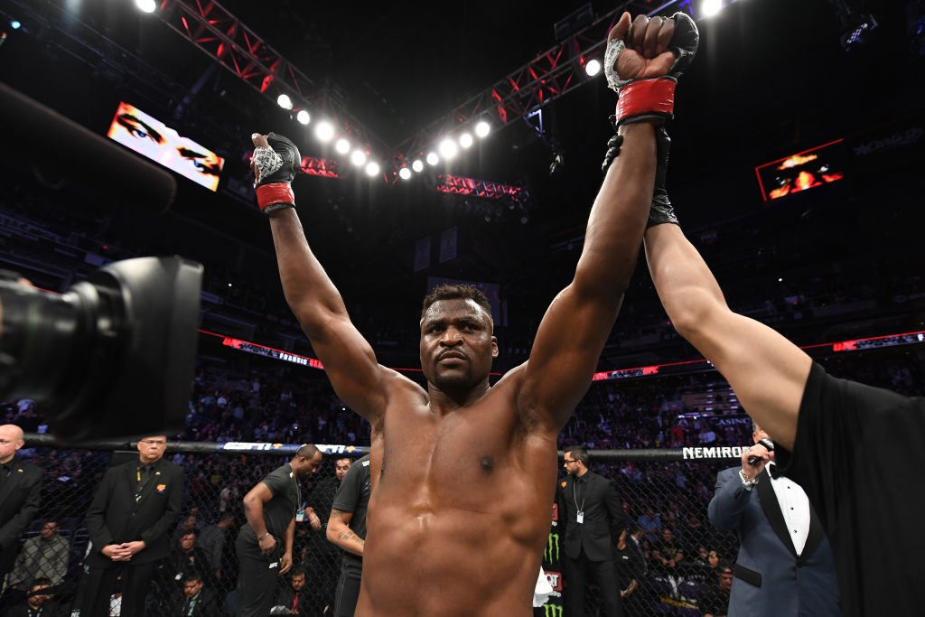 After Dark podcast: Francis Ngannou joins the show to talk about his @ufc heavyweight bout from the weekend. https://es.pn/2GOwBWu