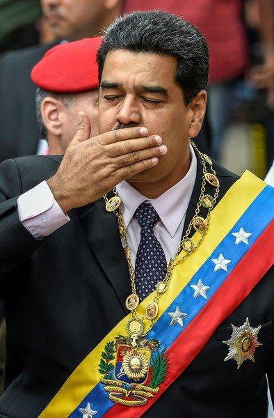 VENEZUELA ON BRINK...