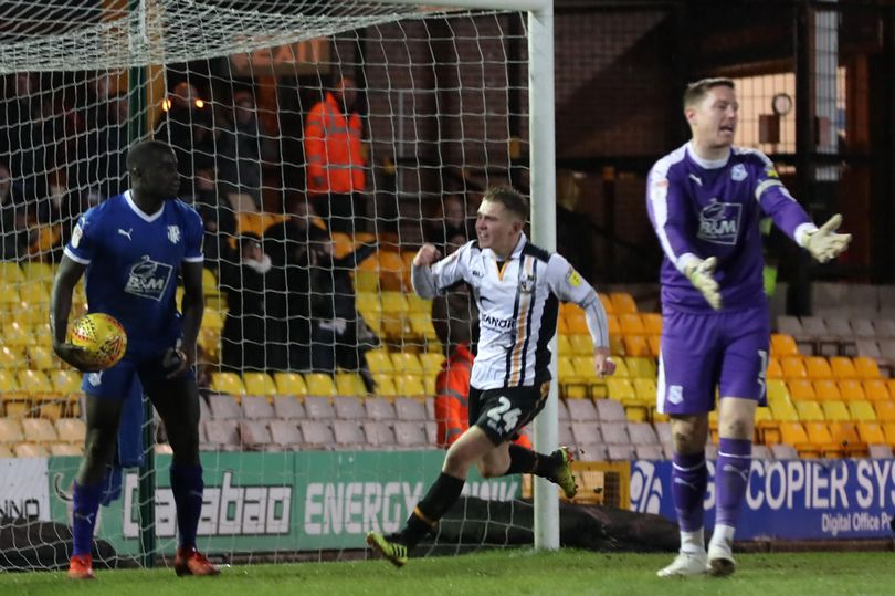 #PortVale 1, Tranmere 2: One goal not enough as Valiants come up short again. #pvfc  https://www.stokesentinel.co.uk/sport/football/match-reports/port-vale-tranmere-record-goals-2563203…