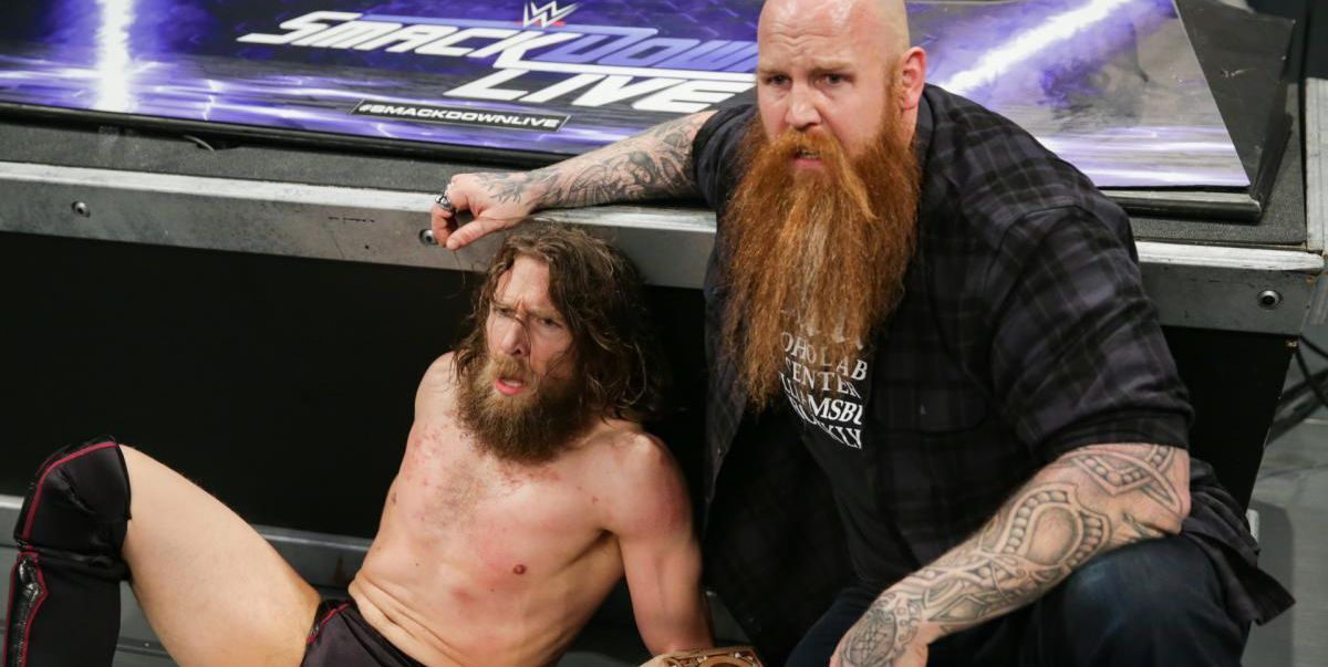 4 things we learned on #SDLive as Daniel Bryan gets his WWE Fastlane challenger  https://t.co/V8JQHH3H0L