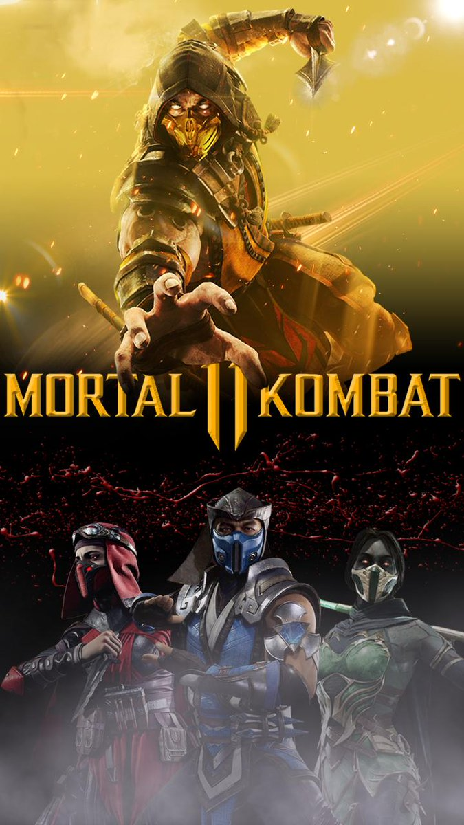 Survived Kombatants Mk Online Streamer On Twitter Here Is My