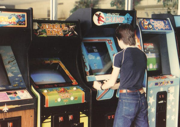 #RT if you played in an Arcade.