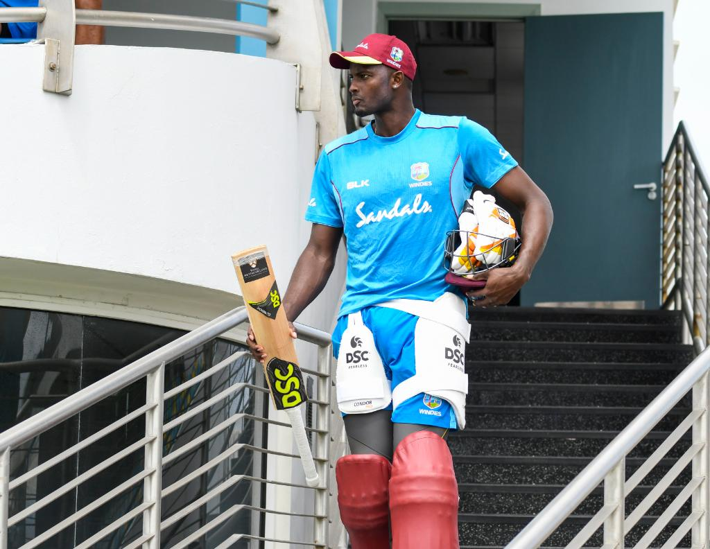 """""""We start this series as underdogs again, but that is not a bad tag to have""""  Windies captain Jason Holder says the pressure will be more on the No.1 ODI side England in the upcoming #WIvENG ODI series.  READ 👇  http://bit.ly/Holder-Underdogs…"""