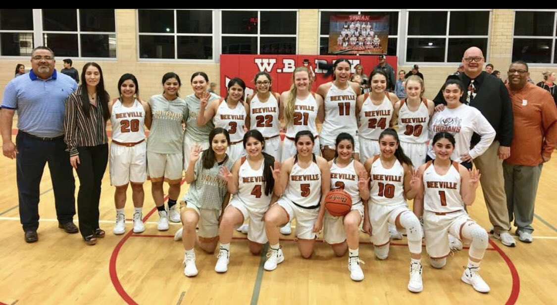 Beeville Lady Trojans 🏀 vs Burnet Bulldogs *Friday Feb.22 @ 8pm *At Texas A&M Kingsville *Regional Tournament
