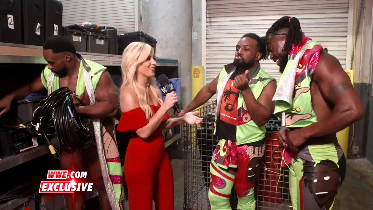 EXCLUSIVE: @TrueKofi has been ready for this #WWEChampionship opportunity for 11 years! #SDLive
