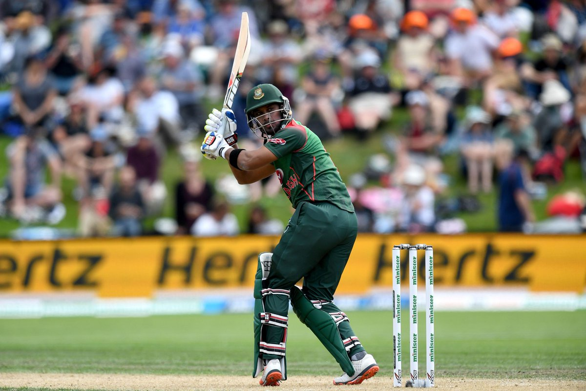 Fifty up for Sabbir Rahman!  The Bangladesh batsman brings up his sixth ODI half-century in the final ODI against New Zealand in Dunedin.   The visitors are 126/5 in 29 overs.   #NZvBAN LIVE ⏬ http://bit.ly/NZvBan3