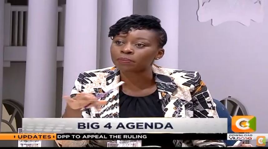 KAM CEO @wakiaga_phyllis - We have looked at the ease of doing business, we must now look at the cost of doing business, in order to effectively improve our competitiveness #DayBreak <br>http://pic.twitter.com/DBum0cnpbp