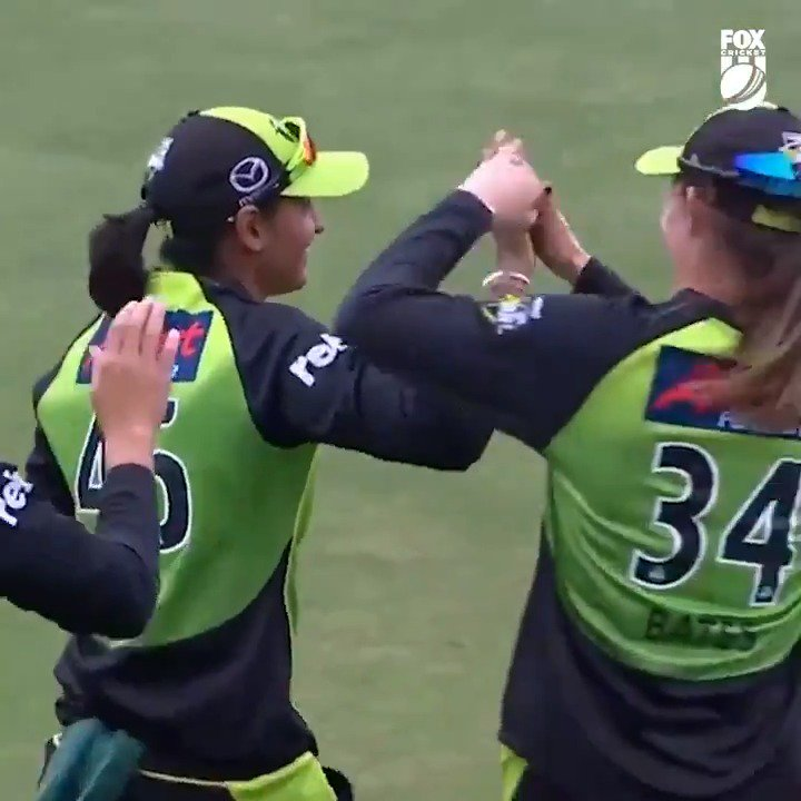 We saw some incredible catches in #WBBL04 🤯 Can you pick a favourite? #ThunderNation