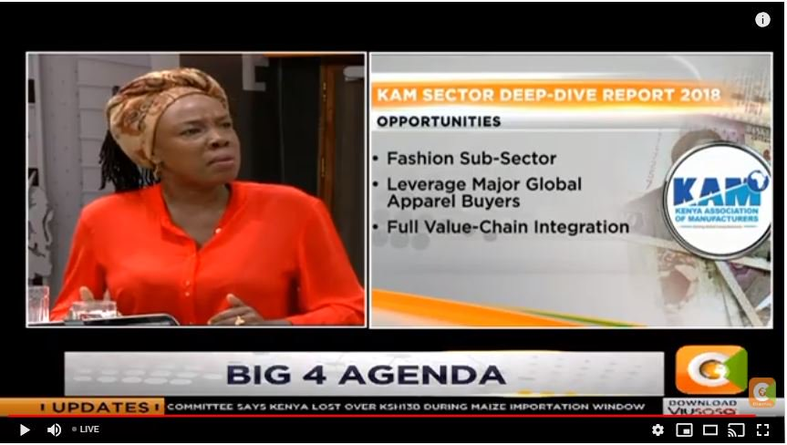 We must ensure everything we do affects the ordinary &#39;mwananchi&#39; - there must be shared prosperity - KAM CEO @wakiaga_phyllis #DayBreak <br>http://pic.twitter.com/R50YHgO83G