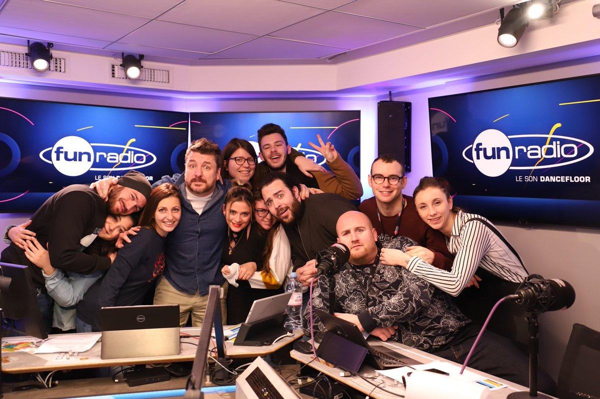BRUNO DANS LA RADIO's photo on #BrunoFunRadio