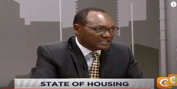 Dr. Chris Kiptoo on affordable housing: We are using best practice across the world to implement this; this is the way countries have grown   The scheme works in a way that everyone is satisfied  #DayBreak
