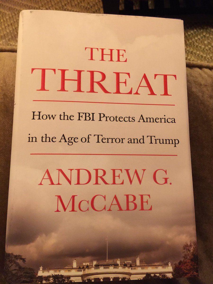 """""""You have to ask to Why? Why would the president of the US be trying to obstruct an (FBI) investigation into Russia's activity"""" Andrew McCabe @StephenAtHome   #Russia #McCabe #Collusion #NewHero"""