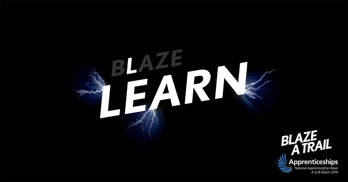 We're looking forward to seeing our #apprentices for a team-building day  and celebrating their achievements #fireitup #blazeatrail #adultlearning ...