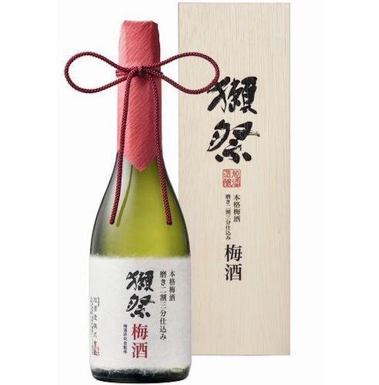 【飲みたい】日本酒ブランド「獺祭」から梅酒が登場! https://t.co/U92WuPqqxN  価格は1万2960円。販売本数は限定800本となっていますが、数量を増やして製造することは可能で、増産の予定もあるとのこと。