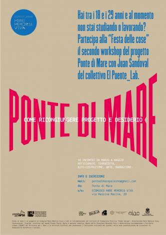 """""""Ponte di Mare"""", Mibact premia progetto palermitano sull'arte come strumento di inclusione - https://t.co/3YAM7Xr9tq #blogsicilianotizie"""