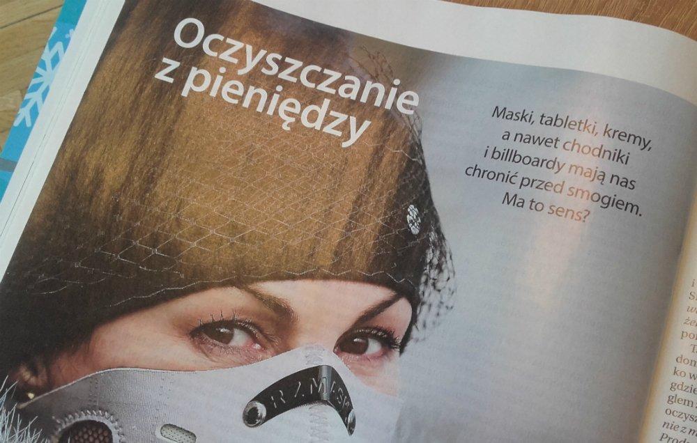 W dzisiejszej @Polityka_pl o sposobach ochrony przed smogiem mówi http://m.in. dr hab. inż. Artur Badyda, prof. PW z Wydz. Instalacji Budowlanych, Hydrotechniki i Inżynierii Środowiska