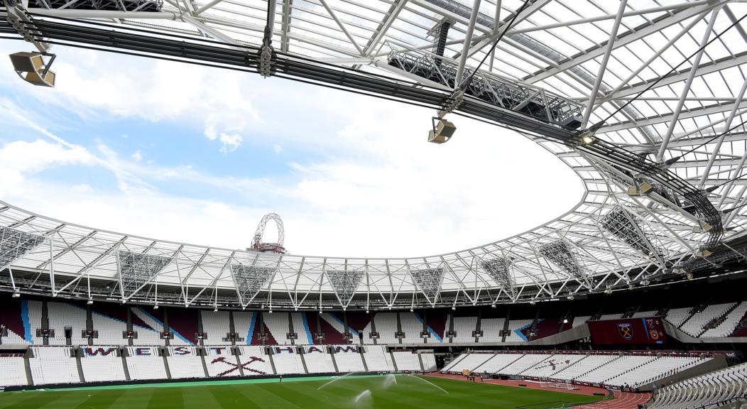The Premier League grounds have been ranked in order of best atmosphere.  11-20:  11. Goodison Park 12. Vicarage Road 13. Turf Moor 14. The Vitality 15. The Etihad 16. Old Trafford 17. Cardiff City Stadium 18. The Emirates 19. London Stadium 20. Tottenham Hotspur Stadium