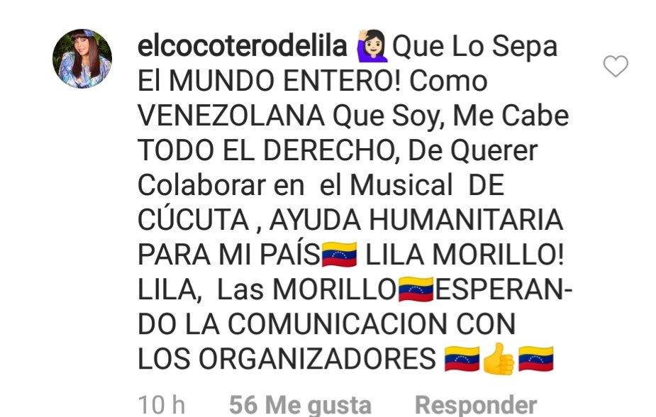 .@jguaido esto no es juego. Si montas a El Puma y a Lila en esa tarima, Maduro entrega. Operación Cocotero.