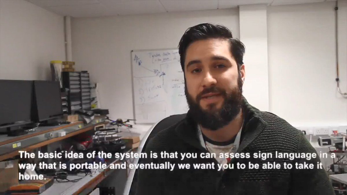 #AI is changing everything, including learning how to sign. Our team @CVSSP_research is working on a few projects with the #deaf community including a new tool that teaches #SignLanguage  Read more: http://ow.ly/xKx830nLxXE   #MachineLearning #ArtificialIntelligence #Accessibility