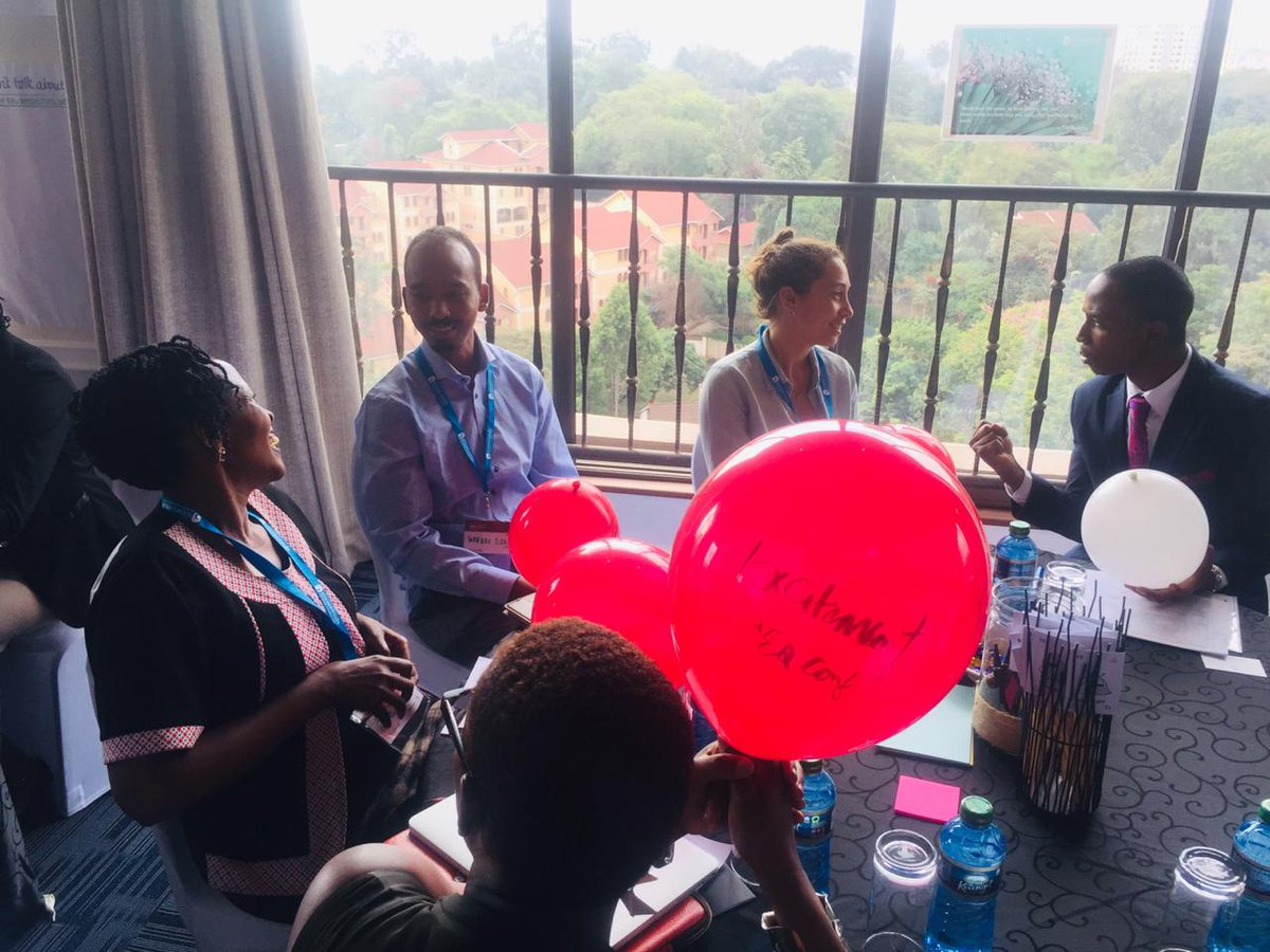 Great day for Emotional Intelligence (EQ) at the EQ4AFRICA Conference at @GemSuites #africaneqrevolution