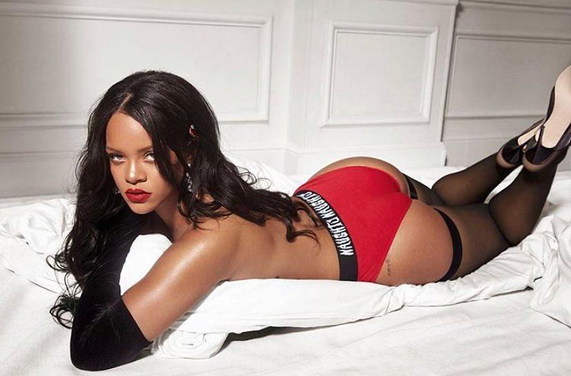 Happy 31st Birthday, Robyn Rihanna Fenty!    One word for this Barbados princess?