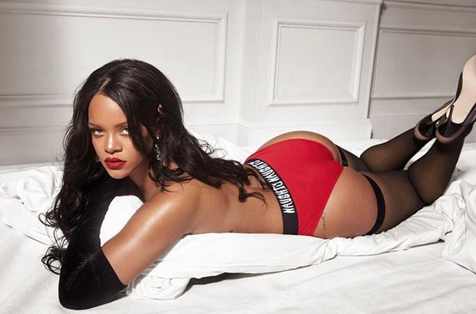 Happy 31st Birthday, Robyn Rihanna Fenty!    One word for this Barbados princess?