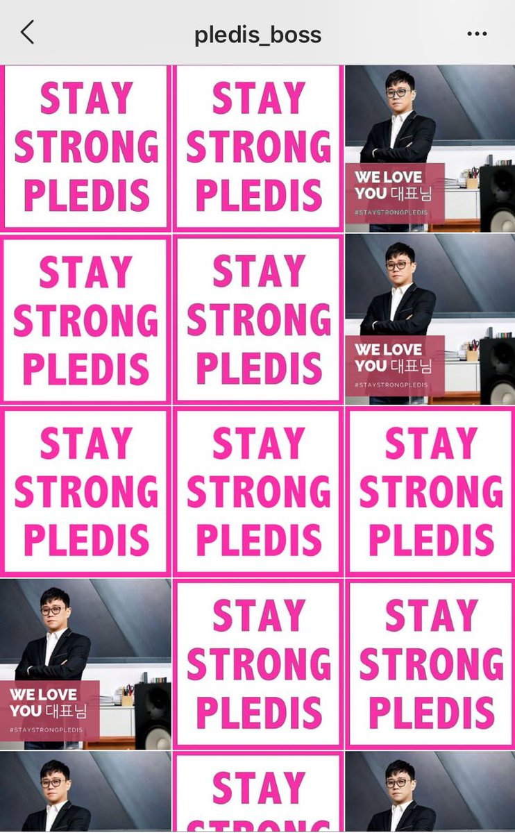 i never thought this day would come. The day that loves protecting Holy water nim #StayStrongPledis <br>http://pic.twitter.com/Sc8PHzl0aQ