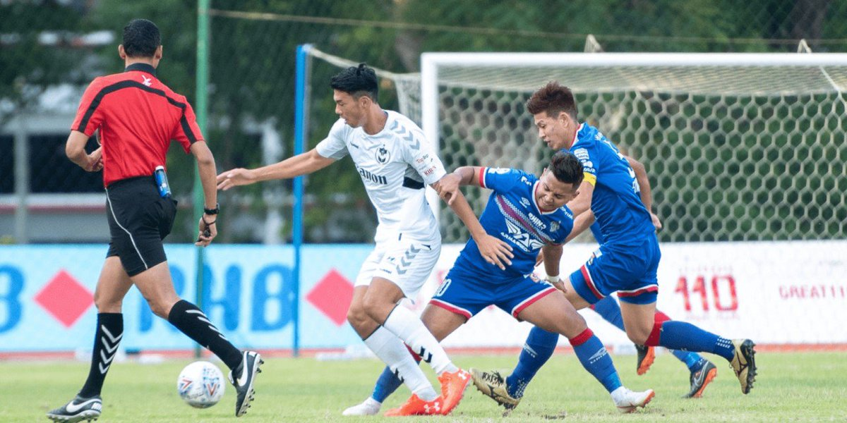 Singapore Premier League to stream all matches online after successful trial https://t.co/m9WSL4G2NZ