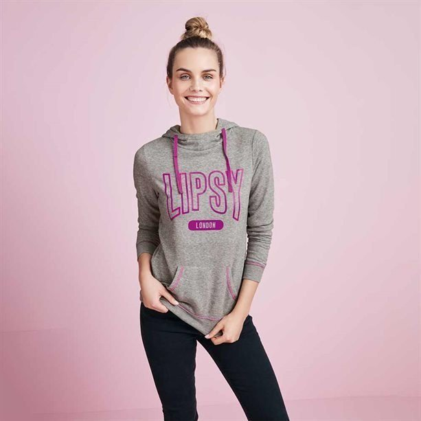 336130459bee We love the pink foil print, plus grey marl goes with EVERYTHING!  http://wu.to/6CoSRJ #lipsy #lipsylondon #lipsyhoody #ladieshoody #ladies  #women #hoodys ...