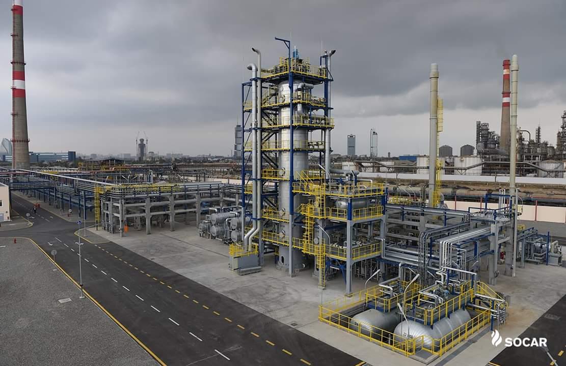 запросу оао бакинский нпз нефтеперерабатывающий завод фото вас пальца