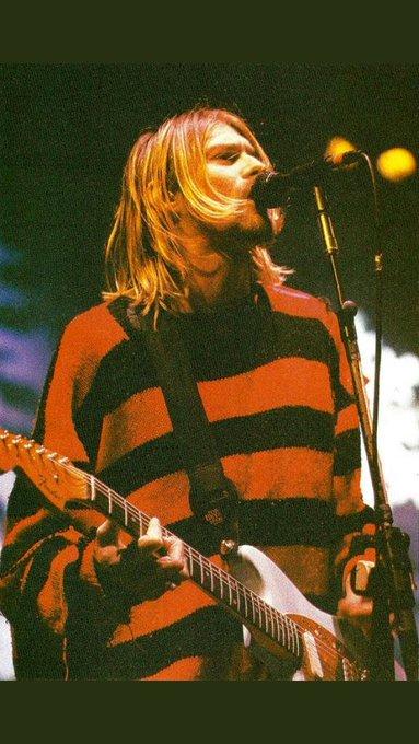 Kurt Cobain Happy 52nd Birthday today Gone but not forgotten