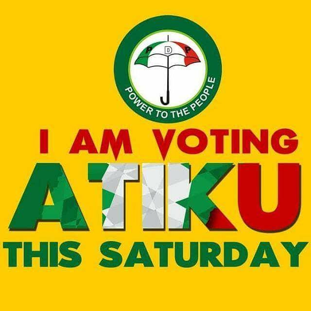 I hope you are voting for a #BetterNigeria too cos this #NextLevel mantra could only be a next level to hell. No way we&#39;re joining that train. @APCNigeria is a failure, so we must allow #Atiku and #Obi the opportunity to help move us forward through #PDP. #BuhariMustGo <br>http://pic.twitter.com/YPmdLzFqg9