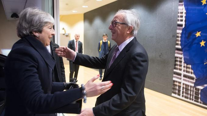 Theresa May heads back to Brussels after Brexiteer boost https://t.co/3iW8LB9a8Z