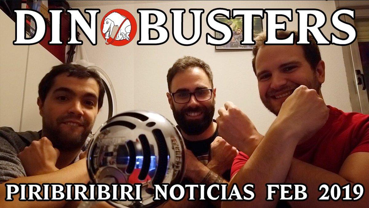 ¡Tenemos las #Piribiri noticias en vídeo! https://youtu.be/bJu0WbZK0vY