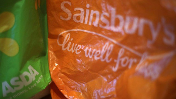A significant number of stores to potentially be sold off. Higher food and fuel prices. Lower quality.  The competition watchdog has delivered a worrying assessment of the proposed Sainsbury's-Asda merger   https://t.co/LBgcjBh43O