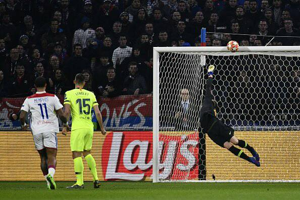Image result for ter stegen save
