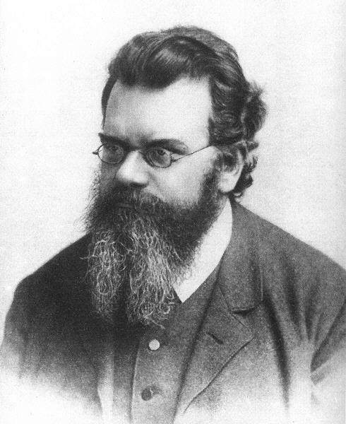 Ergodic: systems or processes with the property that, given time, they include or impinge on all points in a given space and can be represented statistically by a large selection of points. Thank you Ludwig Boltzmann ForMemRS, born #onthisday 1844, for coining this word