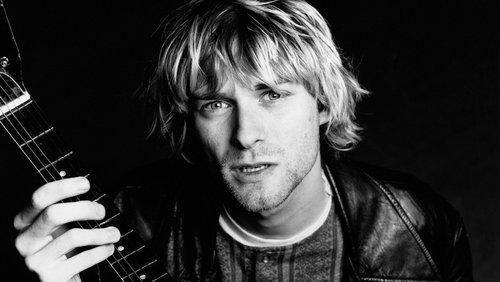 Happy Heavenly Birthday Kurt Cobain. Thank you for the music.