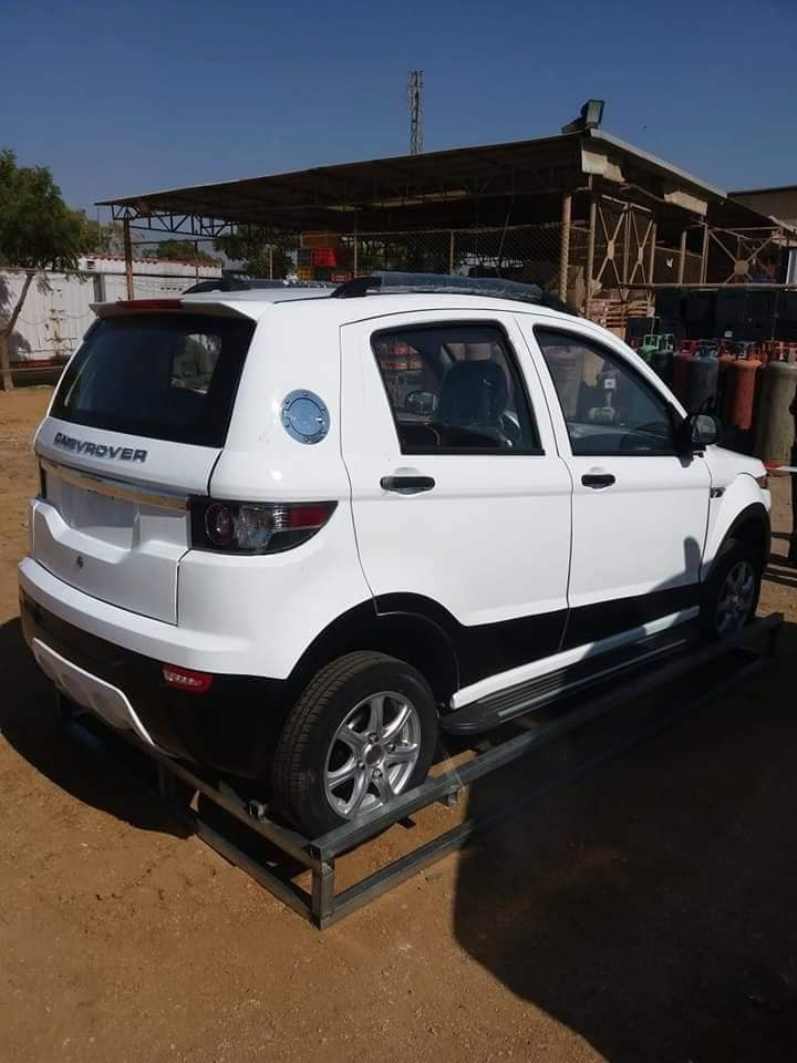 """Zial-ul-Haq & Sons is bringing electric cars to Pakistan.  The group has already imported 4 Units in CBU condition of Chinese battery operated cars """"CNEVROVER"""" brand in Karachi and more units are on the way to Pakistan, which are currently for R&D and testing phase"""