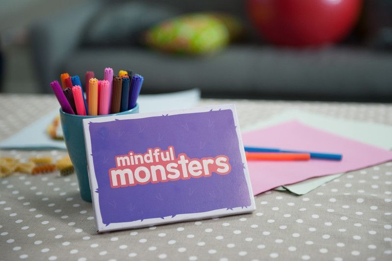 Thank you for joining me in getting ready this morning!   The other Monsters and I could help you and your children get the best start to every day.  Sign up for #MindfulMonsters here: ➡️  https://t.co/gjOadIu1cp
