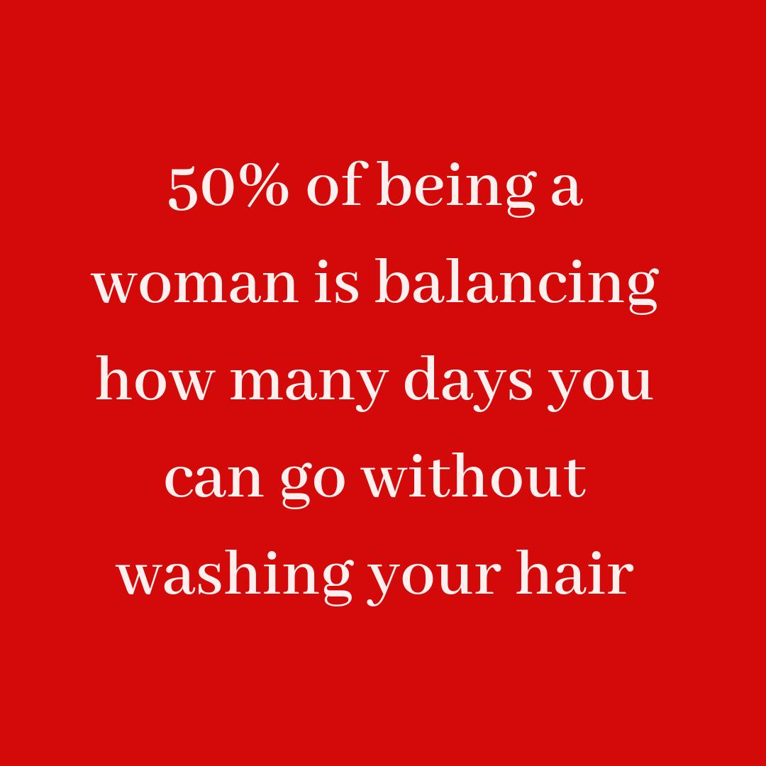 Where you at ladies? Comment below   Wash day dilemmas 😩 . . . . . . #hairproblems #washday #shampoo #cowash #dryshampoo #girlproblems #life #women #wcw #wce
