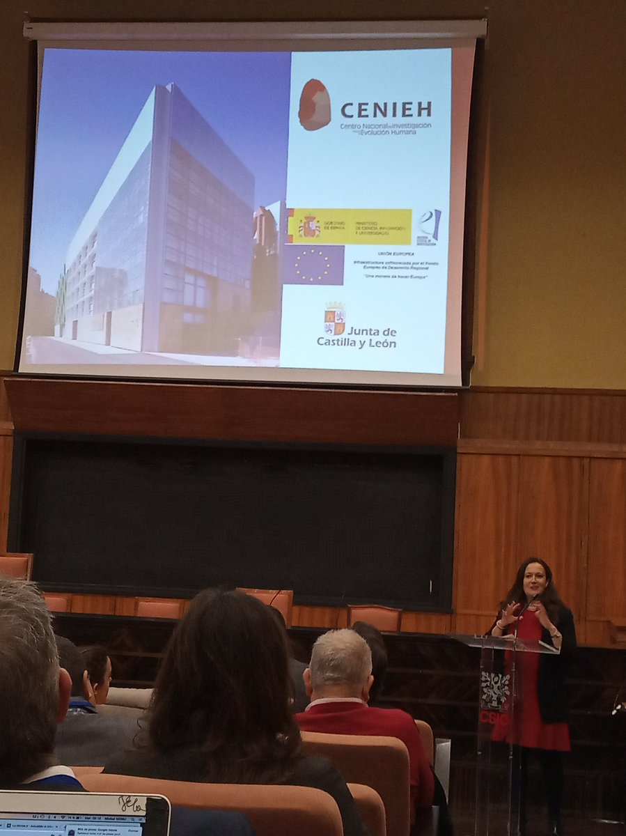 #ICTSNews Starting the 2nd #ERIHS annual meeting in Instituto de Química Física Rocasolano #CSIC @CENIEH is part of Spanish Node with @CSIC and @ipcepatrimonio.